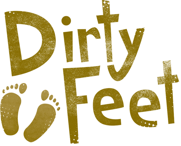 Dirty Feet - Available Now!